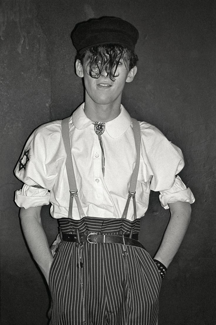 Phillip at Le Beat Route, 1982. - The Cut