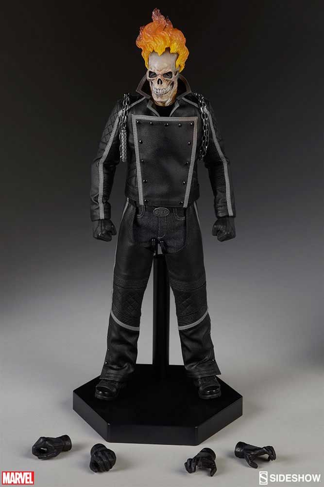 Ghost Rider 1/6 Scale Figure by Sideshow