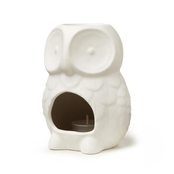 Owl Oil Burner, $19.95 #sportsgirl