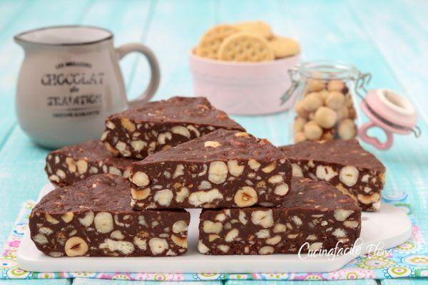 Cucina Facile Con Elena Idee Alimentari Dolci Senza Cottura Cioccolato