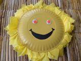 Quick Kids CraftsSummer Crafts, Crafts For Kids, Crafts Ideas, Sunshine Crafts, Sun Crafts, Kids Crafts, Arts And Crafts, Plates Crafts, Paper Plates