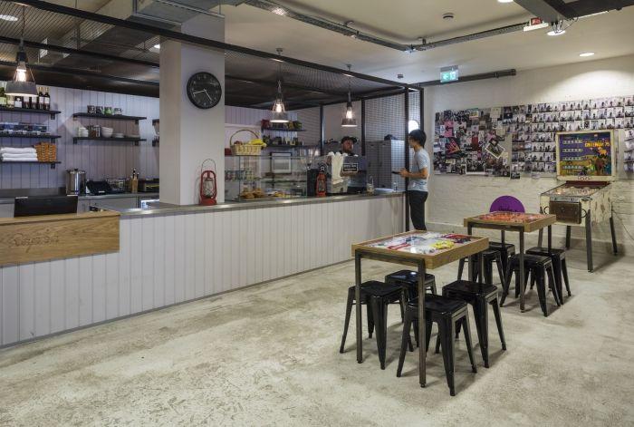 Rapha | London HQ | Office Design