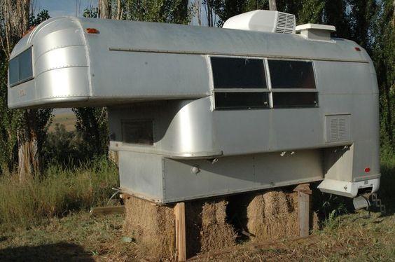 VINTAGE AVION CAMPERS   VINTAGE AVION SLIDE TRUCK CAMPER - NO RESERVE in RVs & Campers   eBay ...: