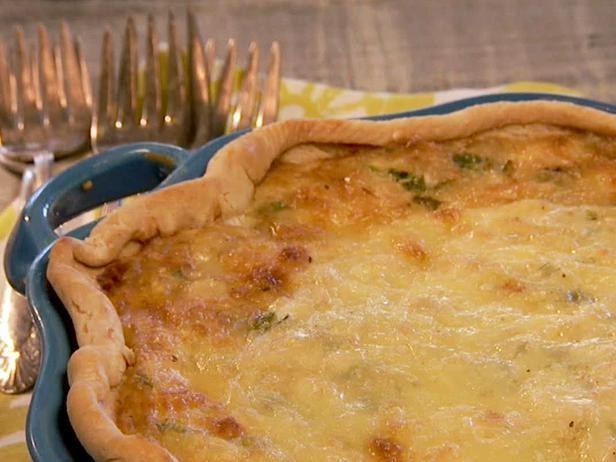 Susan Mason's (best caterer in Savannah) Crab Quiche Recipe