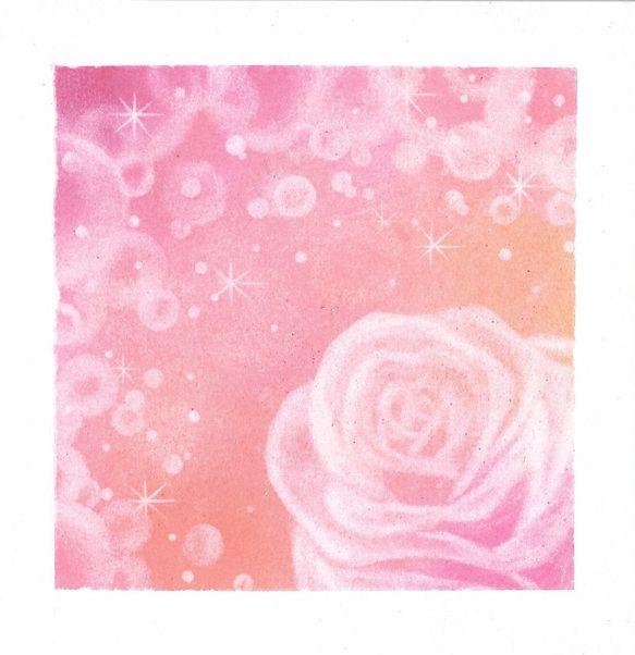 パステルという柔らかな色彩の画材で描いたアートです。バレンタインが近いということで女子力アップ♪をイメージして作成しました。ローズ、キラキラ、ピンク。女の子が...|ハンドメイド、手作り、手仕事品の通販・販売・購入ならCreema。