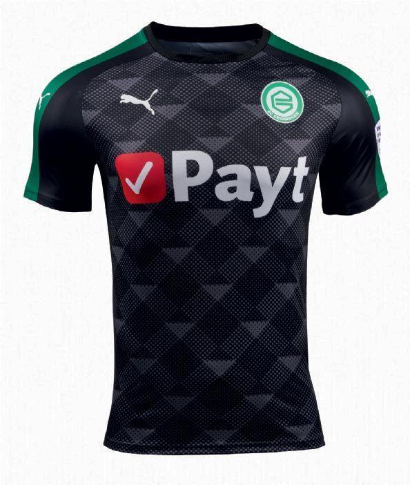 Groningen 17 18 Home Away Kits Released Footy Headlines Soccerkits Soccer Shirts Sports Shirts Soccer Kits