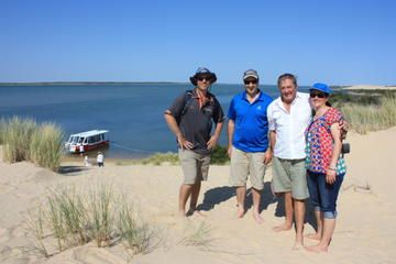 Coorong National Park Wildlife Cruise from Goolwa Including Lunch - South Australia | Viator