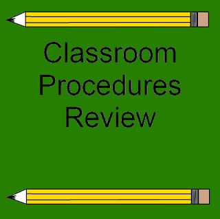 Artistry of Education: Classroom Procedure Review
