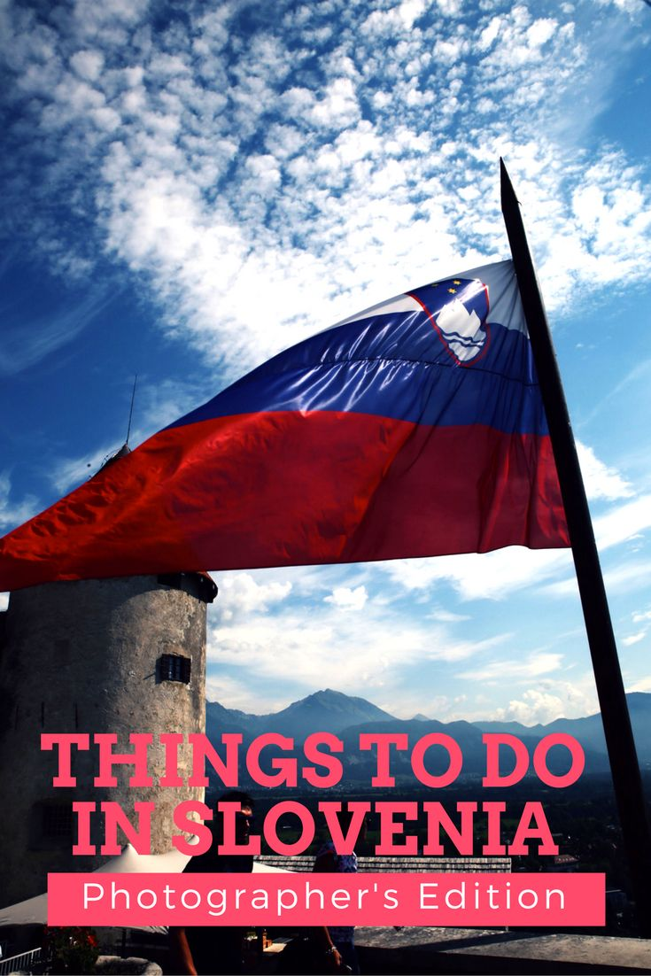 The best things to do in Slovenia. For photographers, amateurs and pro. A vast list of beautiful places for you and your camera.