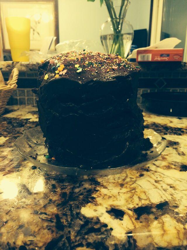Eric's 5 layer cake