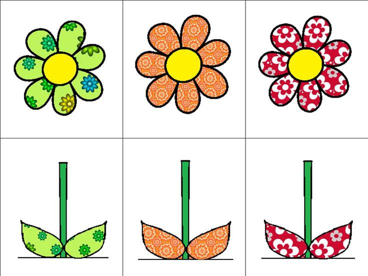 memory deel 3 bloemen