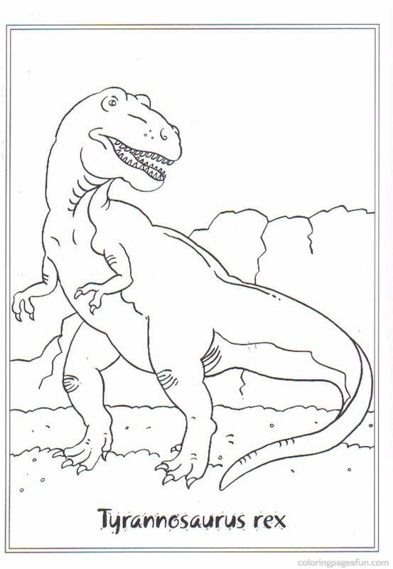 Coloring Books For Adults Dinosaurs : 34 best coloring pages dinosaurs dragons images on pinterest