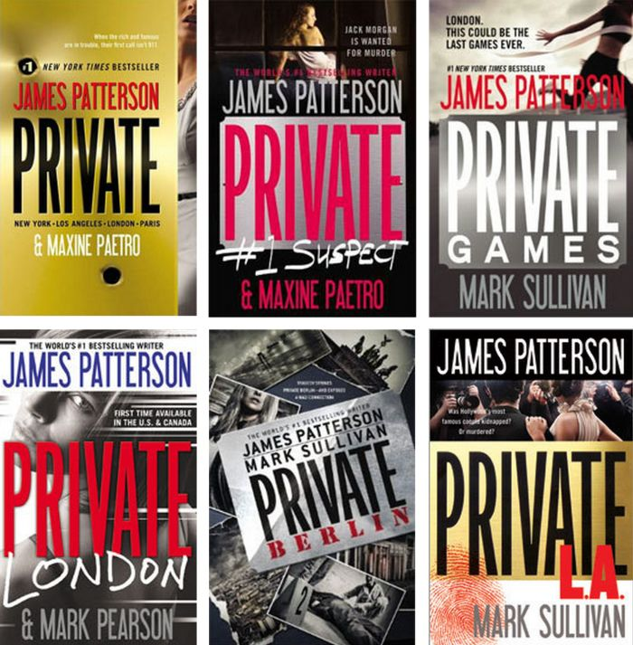 an analysis of the novel private games by james patterson Private is the first installment in the jack morgan series by maxine paetro and james patterson jack is a reincarnated private of an investigation firm that was started by his own father.