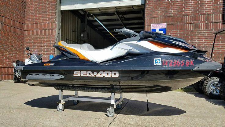 2011 #SeaDoo #GTI SE 155 #Boats - #TexasCity, TX at #Geebo