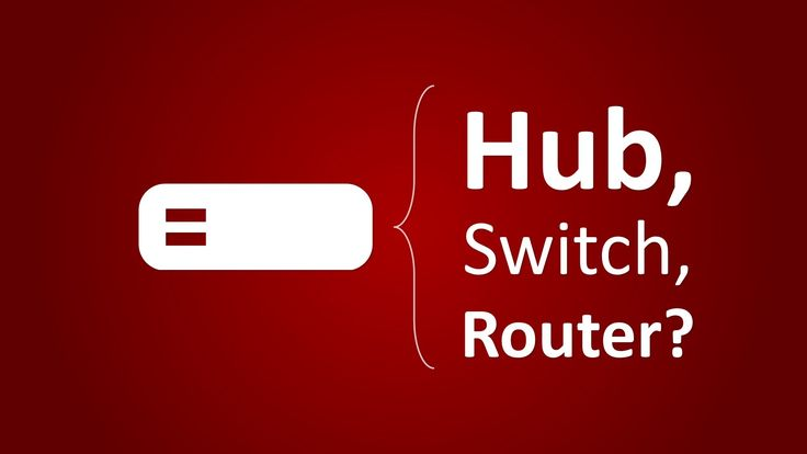 Hub, Switch or Router? Network Devices Explained─very basic but provides a simple explanation for the differences between the three most common network devices.