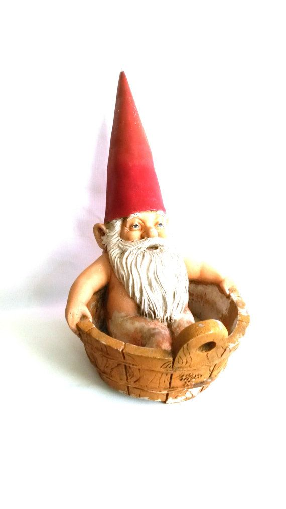 Gnome In Garden: 2347 Best MY GNOMIES Images On Pinterest