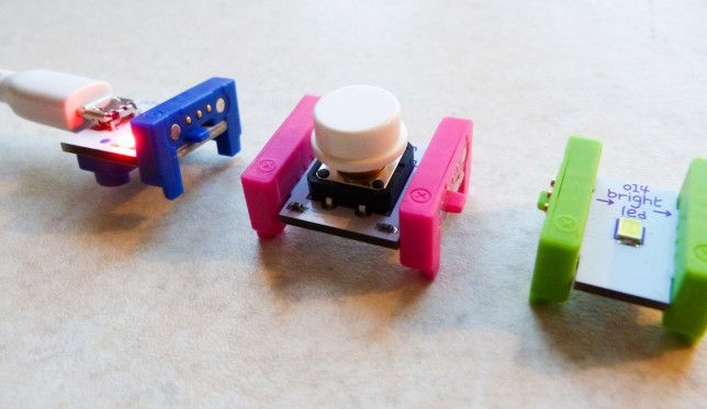 littleBits Smart Home Kit Review and Giveaway