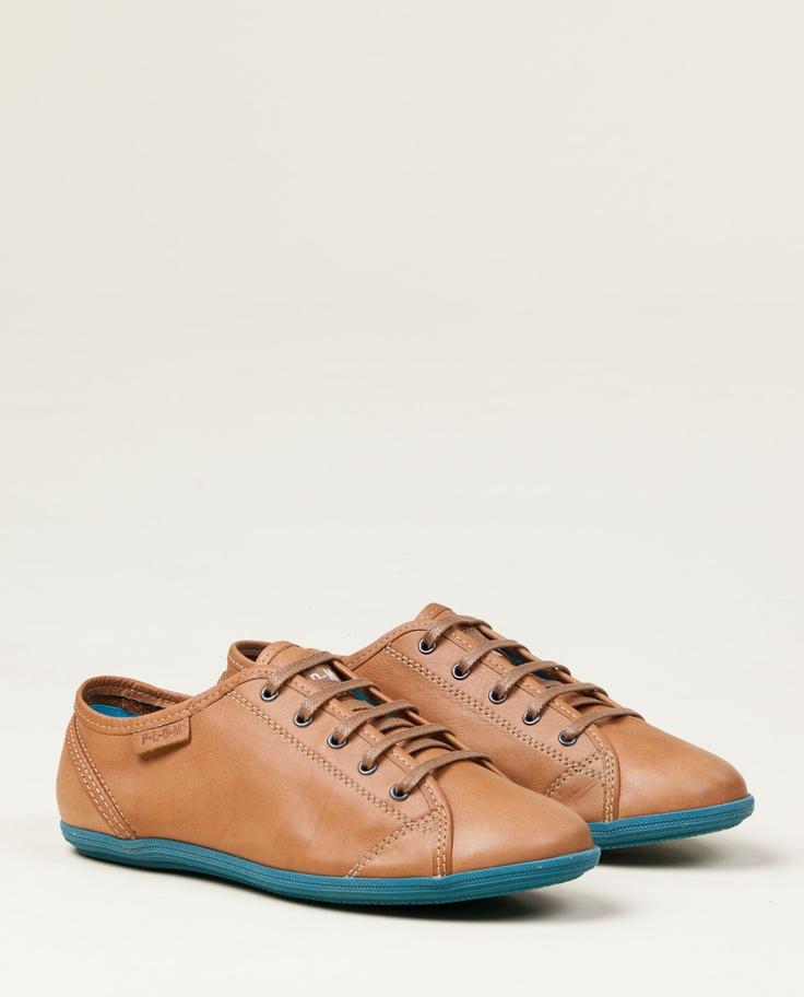 california cash, Chaussures basses en cuir, P-L-D-M by Palladium.