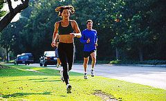 Running Workout: Outdoor Speed Play