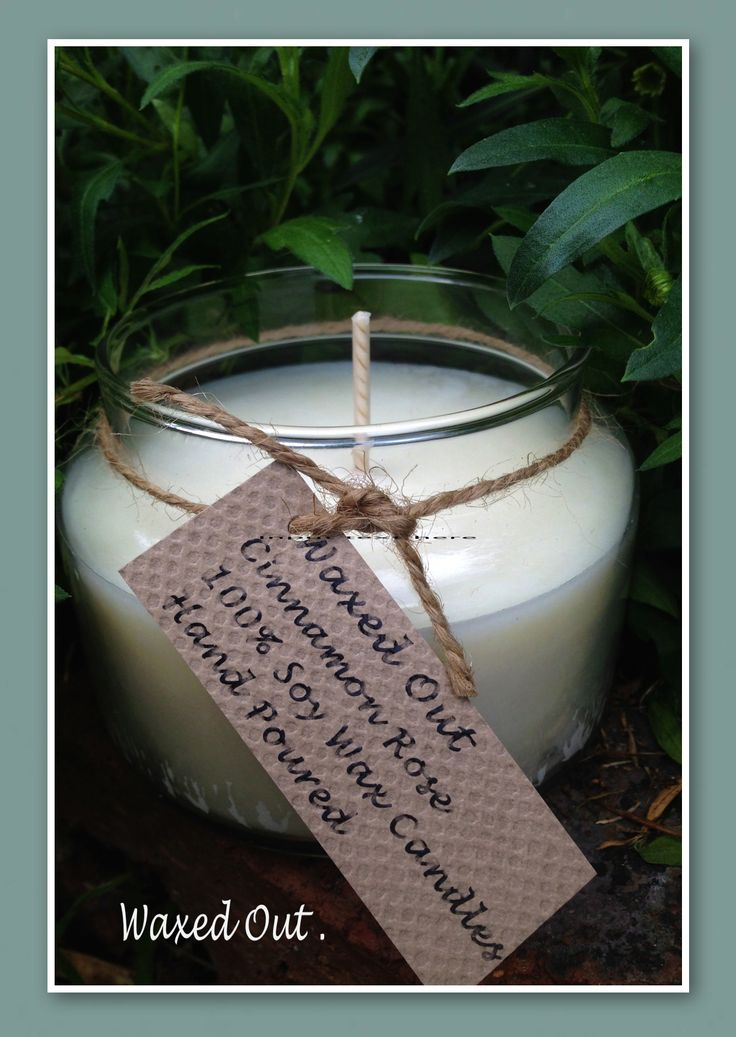 Cinnamon Rose .   Sweet & Heavenly .  Candles: Each Jar holds approximately 270grams of white natural  soy wax and has an approximate burn time of 40 hrs +   All candles are made fresh to order so that they arrive to you as fresh as possible And are hand poured with love .   Each Candle is $16.50 or 2 for $26.00   Prices do not include postage.   Local Pick up available . https://www.facebook.com/Perfect.scentz #soywax #soy #candles #cinnamon #rose #homedecor #spice #handpouredcandles