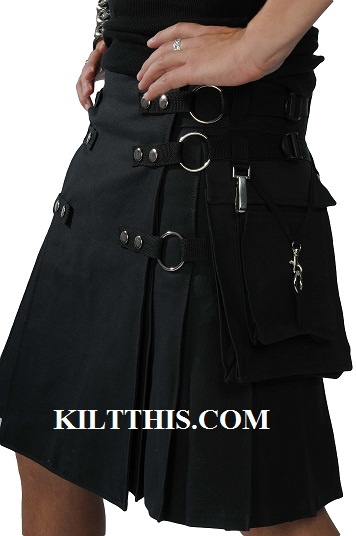 Black Kilt - Need to find this style for my  son Kyle.