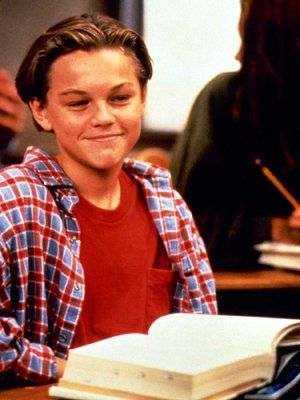 THEN: Leonardo DiCaprio | Child Stars: Then and Now | Comcast.net