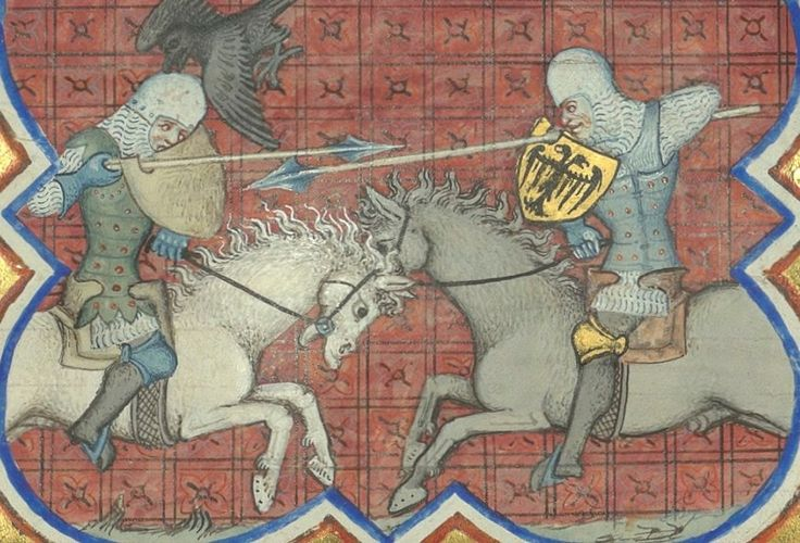 Brigandines - Bib. Ste. Genevieve MS.777 Decades, folio 119v, 1370, Frankrijk