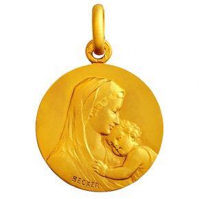 Médaille de baptême - Médaille Becker
