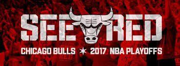 Chicago Bulls   See Red, 2017 NBA Playoffs