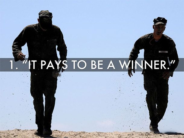 10 Inspirational Quotes For Entrepreneurs via Navy Seal Training