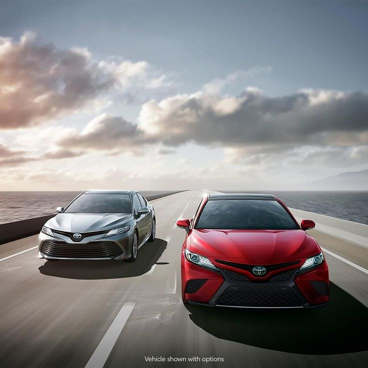Toyota Shift into Drive and discover how Camry is much