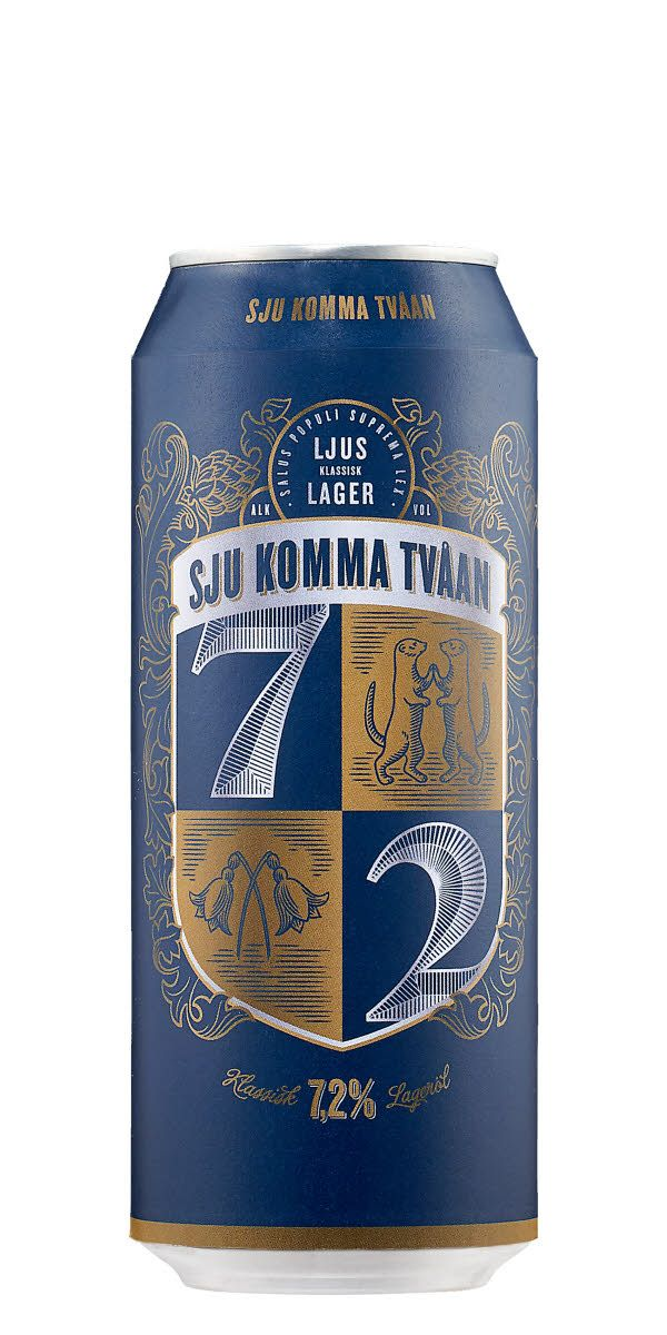Ett friskt skummande öl av helmaltstyp med påtaglig slagkraft. APK 2,59