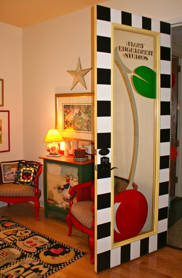 Pamela Jane's Studio: weekending with   Mary Engelbreit