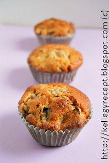 Mandy kertje és konyhája: Szilvás muffin