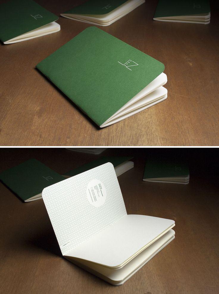 Le Nove hotel notebook —hstudio