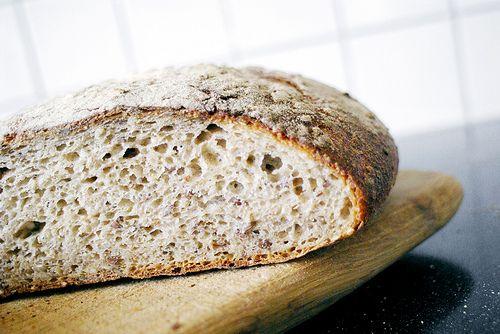Pain de Martin: Gott bröd på bovete
