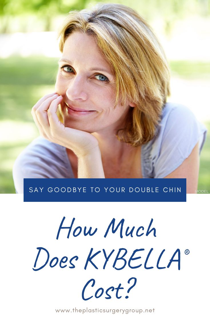 How much does kybella cost kybella double chin