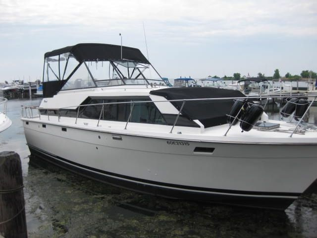 trojan yacht | Trojan 36 Tri Cabin for sale in Harrison Township, Michigan | All Boat ...