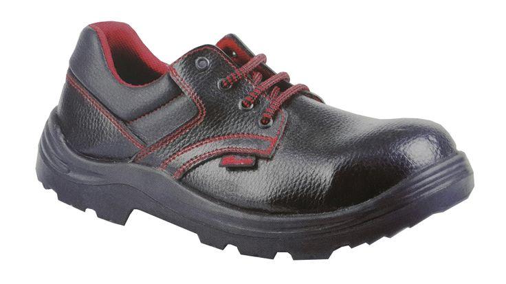 571 KIRMIZI DERİ - İŞ GÜVENLİK AYAKKABILARI / Square İş Güvenlik Ayakkabıları