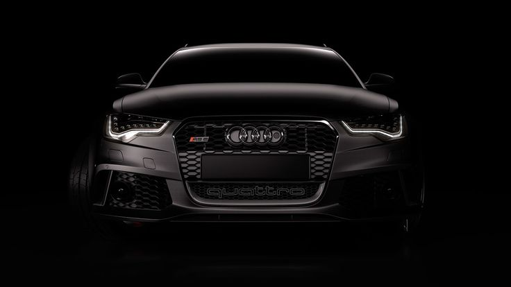 Audi RS6 on Behance