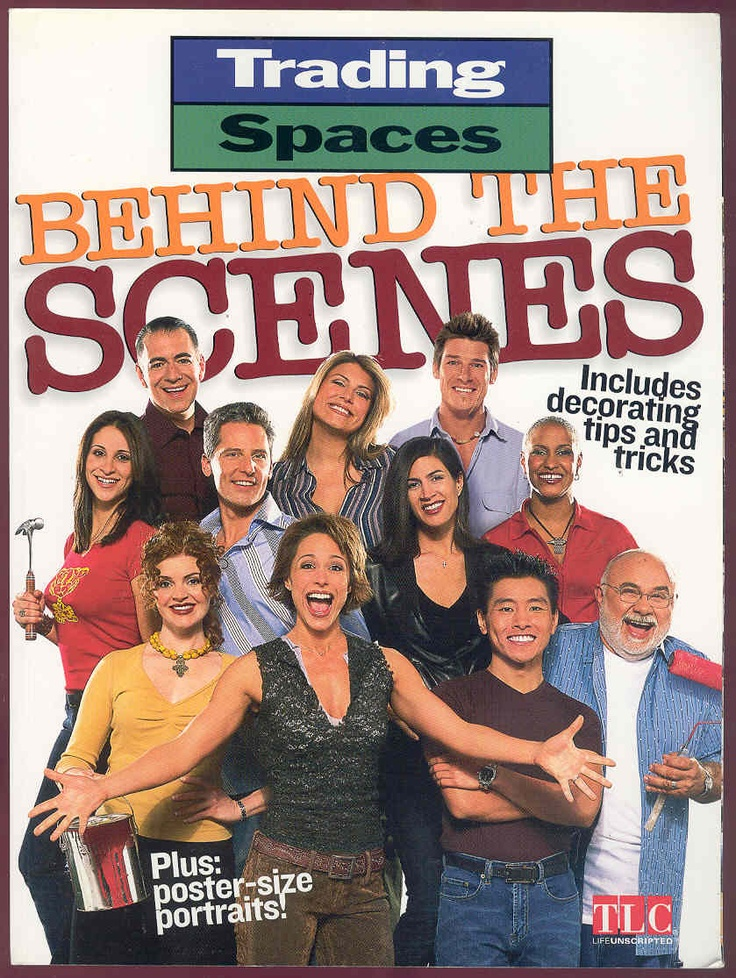 17 Best images about Trading Spaces Tv Show on Pinterest