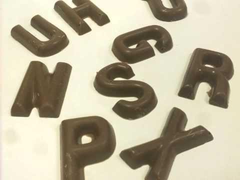 Kinderliedje met beeld: Letterlied - YouTube