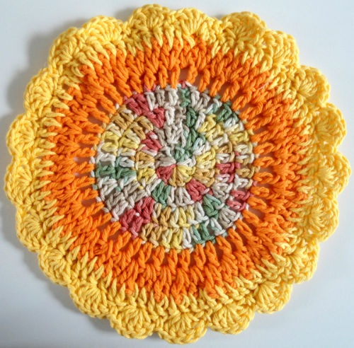 1000+ images about Crochet Dish, Washcloths & Scrubs on ...