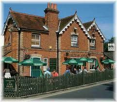 The Foresters Arms, Brockenhurst ... great local pub very welcoming Daisybank Cottage Brockenhurst New Forest