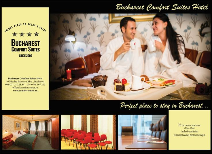 Bucharest Comfort Suites for Business...
