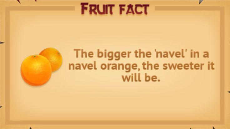 Fruit fact #11