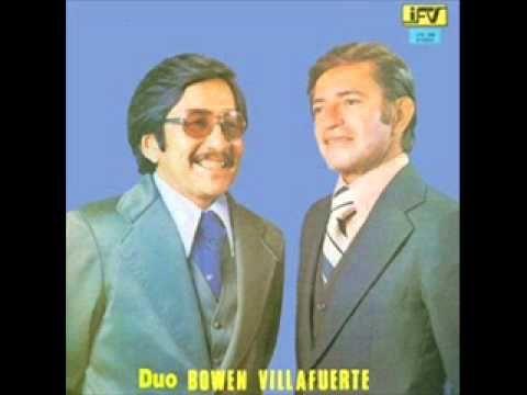 Morena Linda Dúo Bowen Villafuerte Yaravi