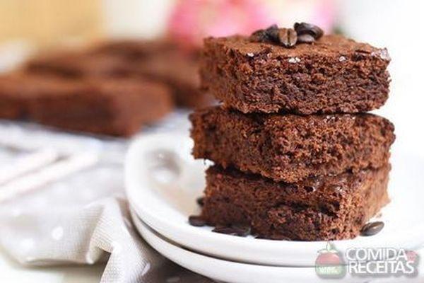 Receita de Mocha brownie em receitas de bolos, veja essa e outras receitas aqui!