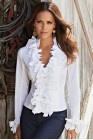 Boston ProperBow-neckline blouse