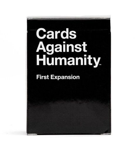 Amazon.com: Cards Against Humanity: First Expansion: Toys & Games $10